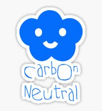Carbon Neutral Sticker