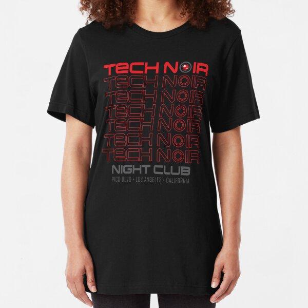 TECH NOIR Slim Fit T-Shirt