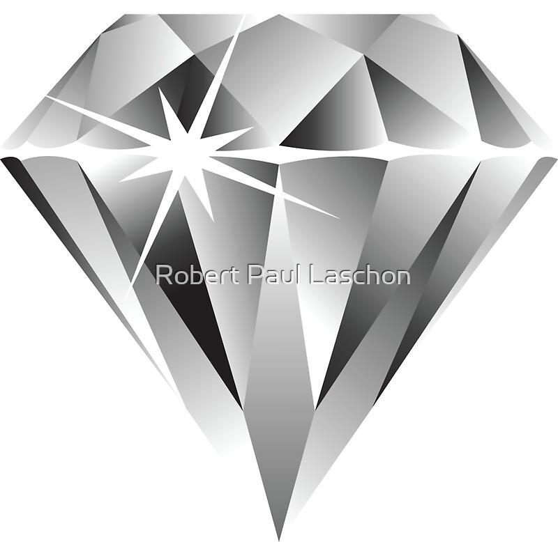 quot diamond design quot stickers by laschon robert paul redbubble
