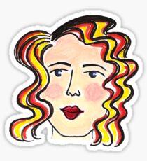 Tania Sticker