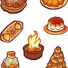 Caramel Treats by Joumana Medlej