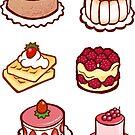 Fruity Treats by Joumana Medlej