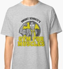 Dwight Schrute's Gym for Muscles Classic T-Shirt