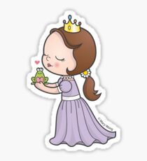 Little princess Sticker
