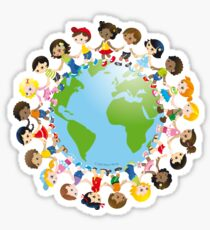 World kidz Sticker