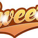 Sweetie - sticker by GerbArt