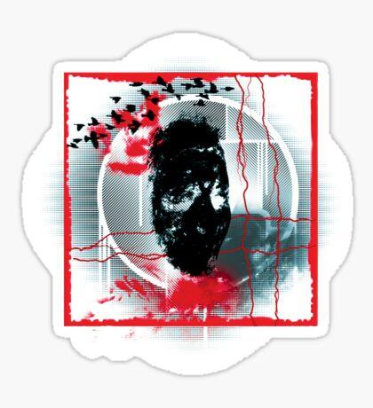 masque - sticker Sticker