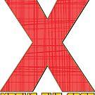 X - sticker by vampvamp