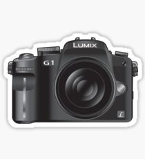 Lumix G1 Sticker