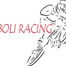 Toboli Racing #3 by Lorna Boyer