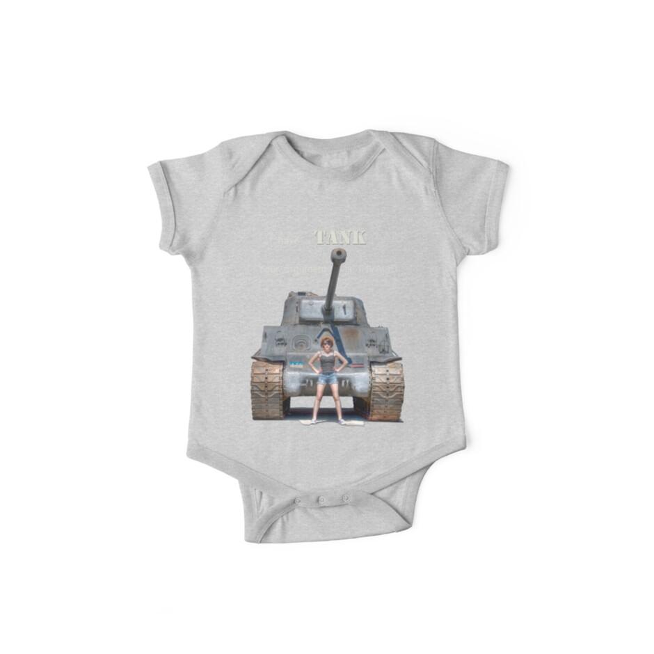 Tank Shirt by Lisa Knechtel