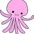 Cute Octopus! :3 by ArtFr33k