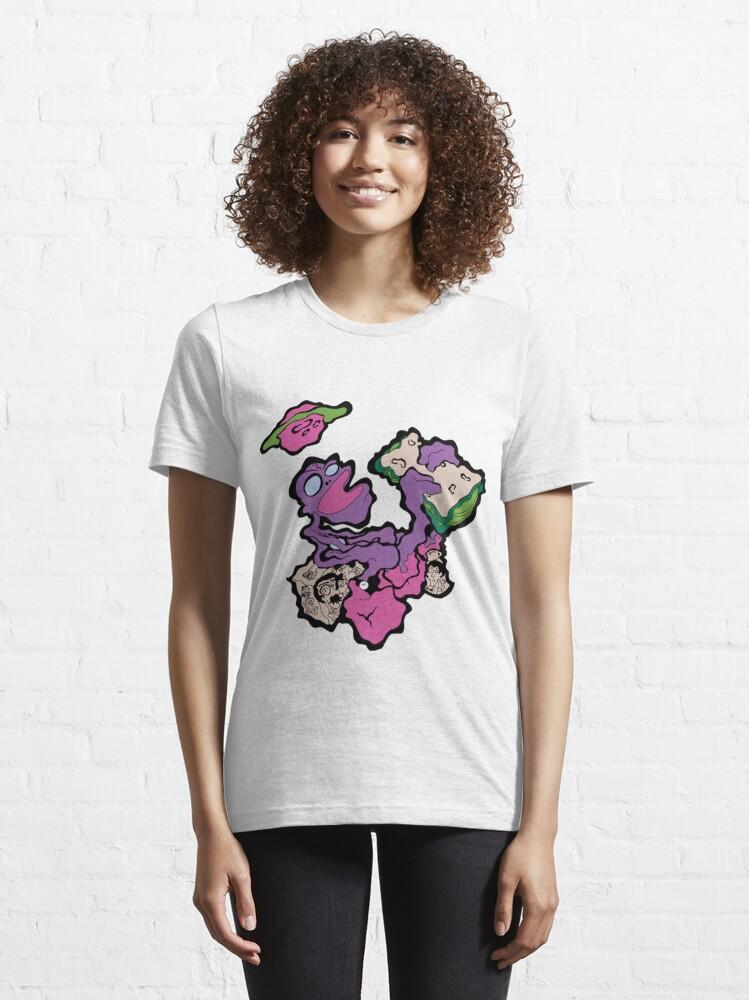 Alternate view of Hokus Krokus with Sandwich Essential T-Shirt