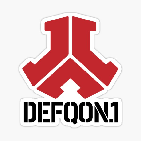 Defqon.1 Sticker