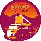 2 Frogs Français MAGENTA by 2Frogs
