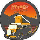 2 Frogs Français GRIS FONCÉ by 2Frogs