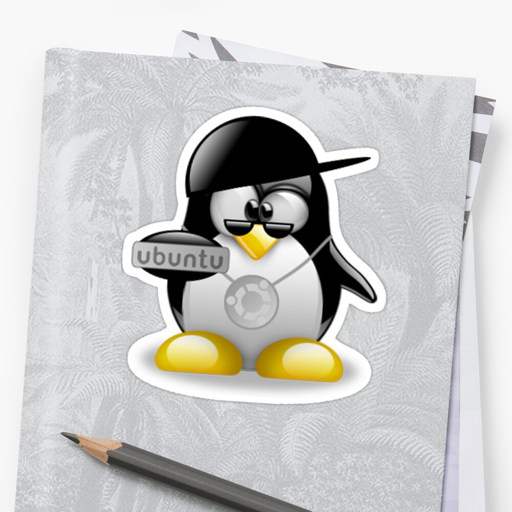 Ubuntu Tux by robbrown