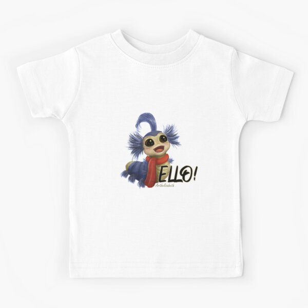 Littleladybug Boys rhino Crewneck Cartoon Long Sleeve T-shirt