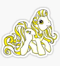 Conquest Pony Sticker