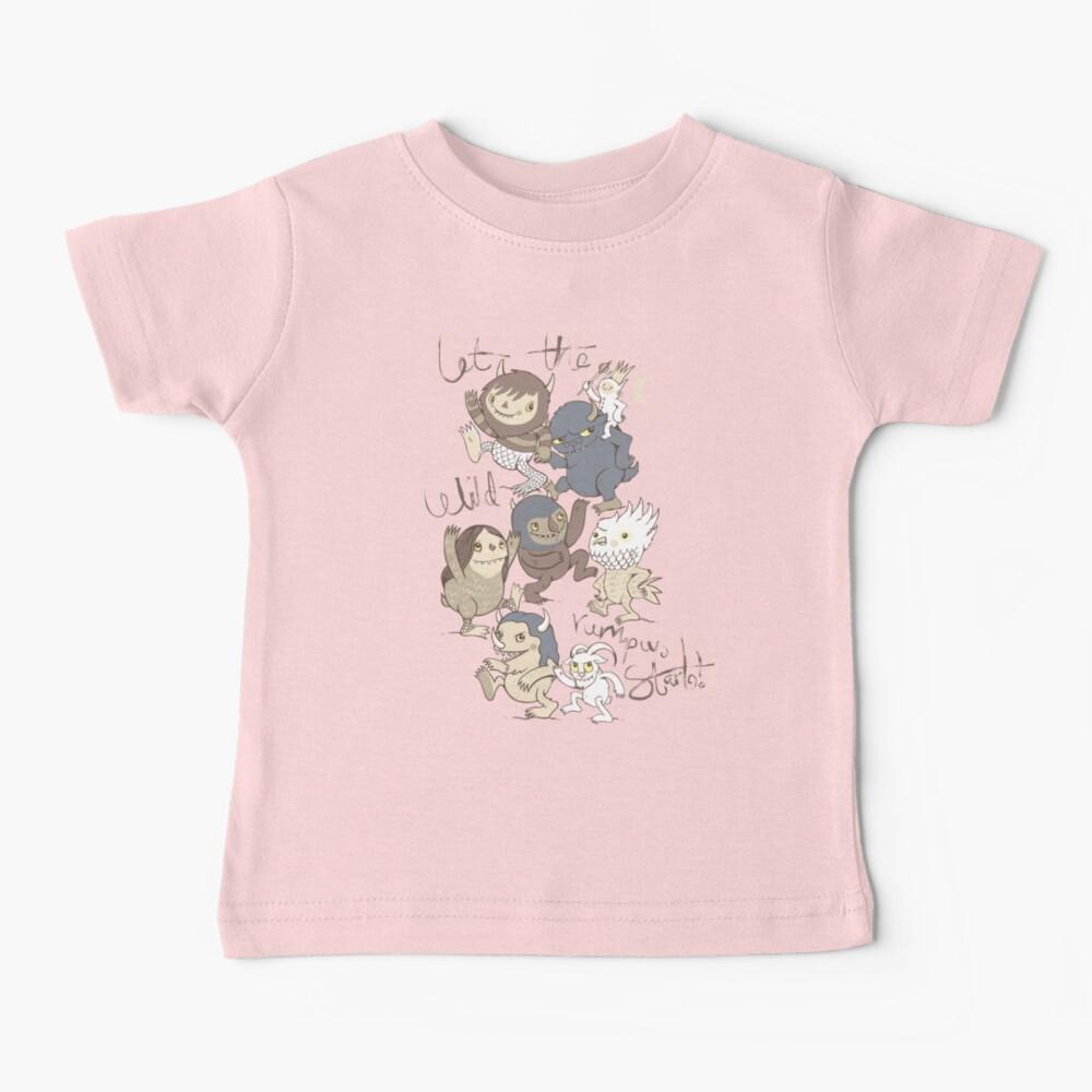 The Wild Rumpus Baby T-Shirt