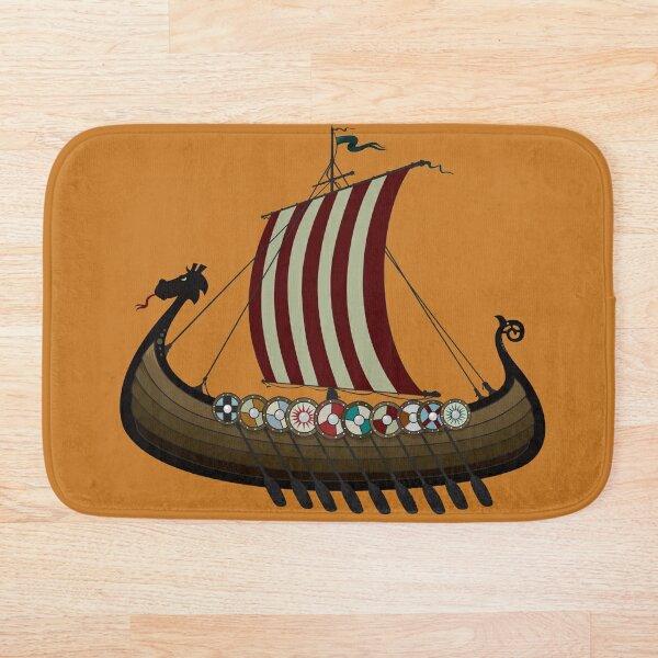 Vikings Bath Mat
