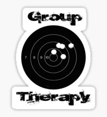 group therapy Sticker