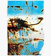 Rust Milkshake Poster