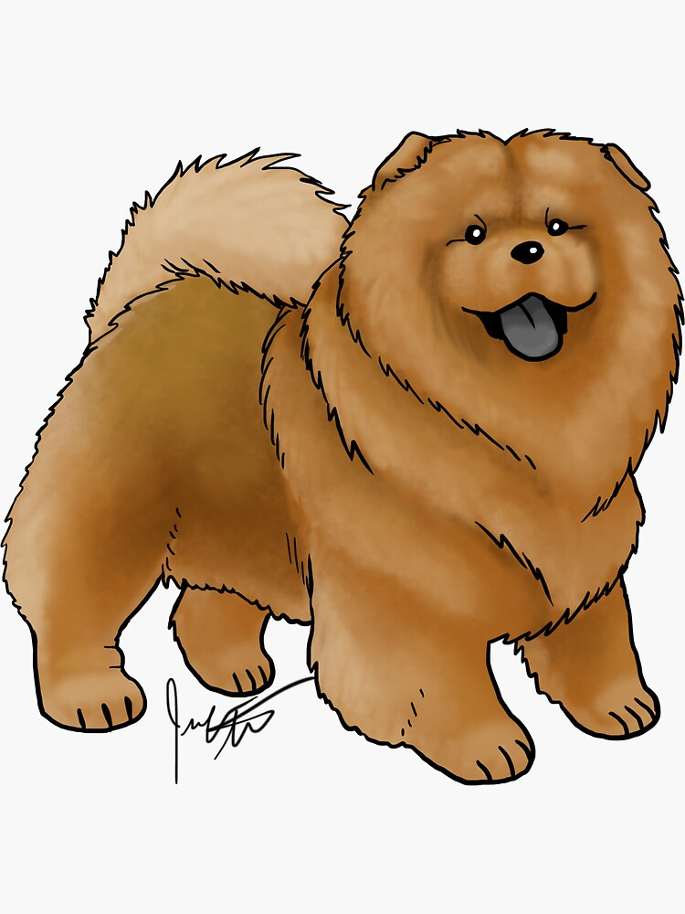 Chow Chow by jameson9101322