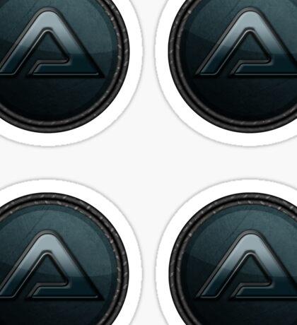 Avolition Logo Mini 4-Pack Sticker