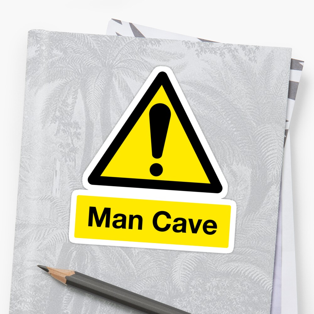 Man Cave by edwoodjnr