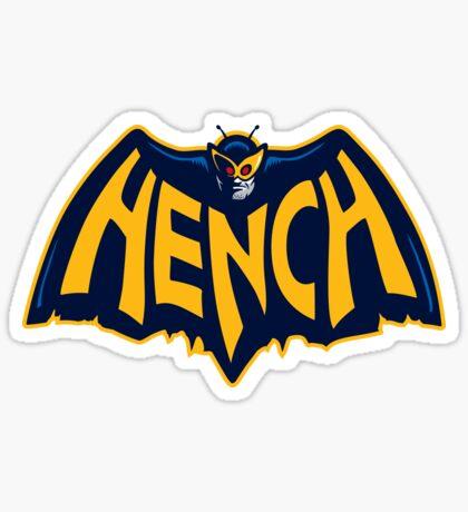 Hench - STICKER Sticker