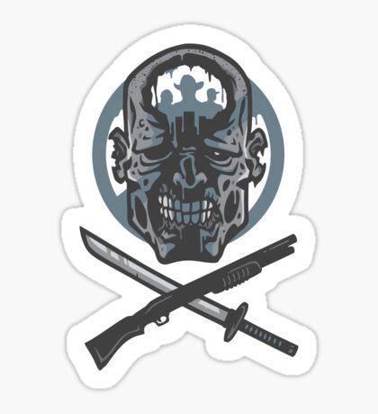 Dead Men Walking - STICKER Sticker