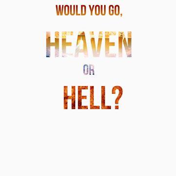 Heaven or Hell? by vSamy