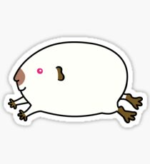 Smooth Leaping Guinea-pig ... Himalayan Sticker