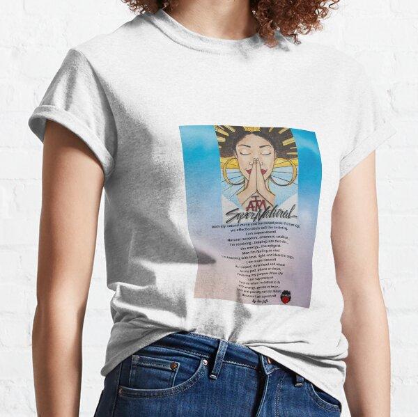 I am supernatural Classic T-Shirt