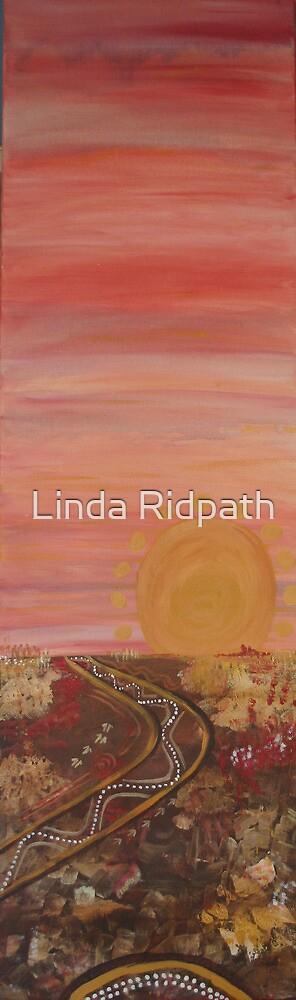 Australian road trip! by Linda Ridpath