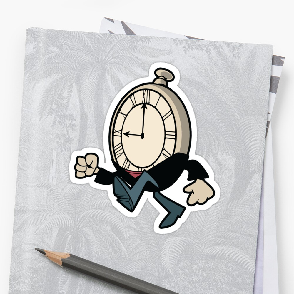 Ninth Doctor Watch Sticker by nikholmes