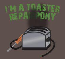 Toaster Repairpony | Unisex T-Shirt