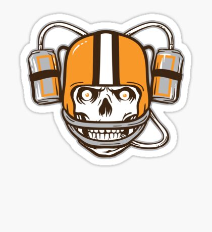 Cleveland Tailgater - Sticker Sticker