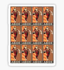 Nixon Abide Sticker Biggy Smalls Set Sticker