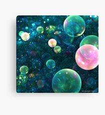 SPACE TIME TRAVEL 2 Canvas Print
