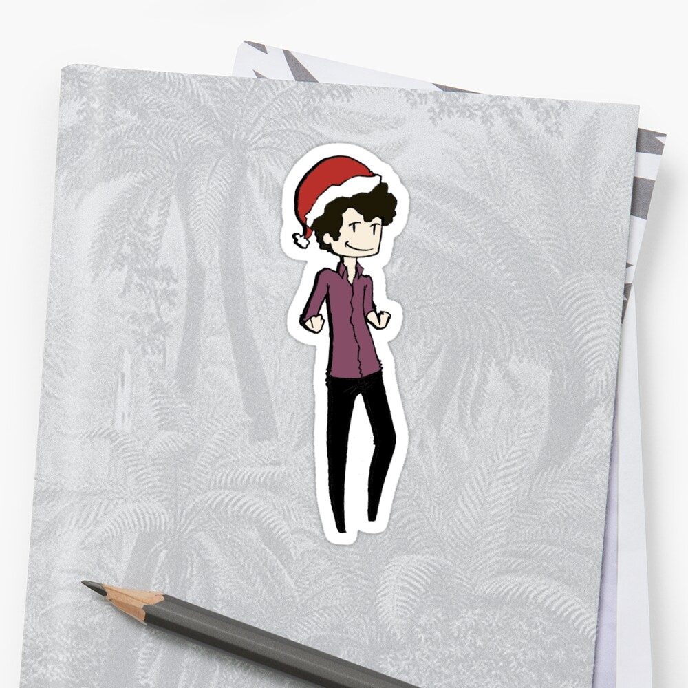 It's A Sherlock Christmas- Sherlock by imbusymycroft