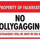 Falkreath Municipal Ordinance (Sticker) by Eozen