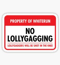 Whiterun Municipal Ordinance (Sticker) Sticker