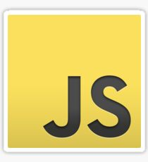 JS Logo Badge Sticker