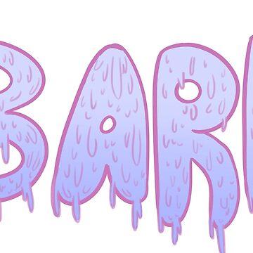 Barf BLUE by deepcheese