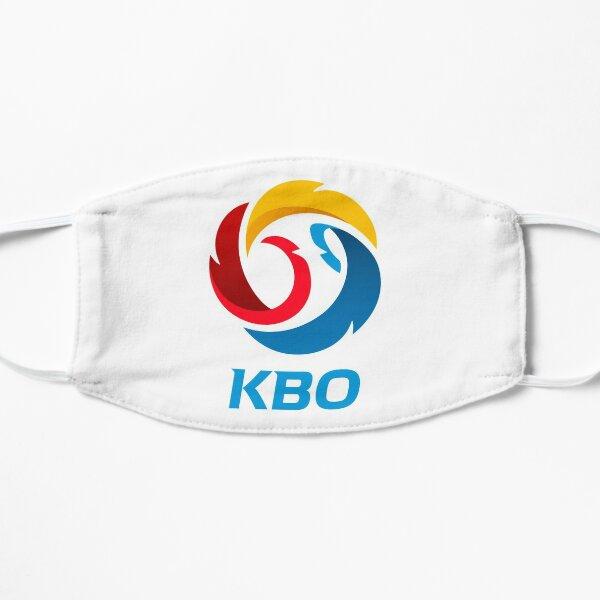 Korean Baseball KBO Logo Flat Mask