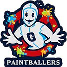 Paintballers - STICKER by WinterArtwork