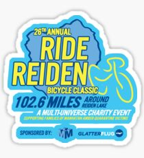 Ride Reiden Sticker