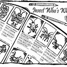 Who's Who Bugs by Ameda Nowlin